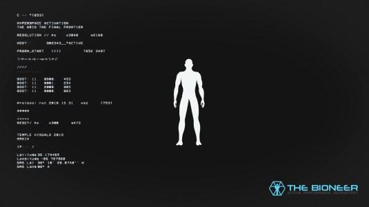 Complex human machine