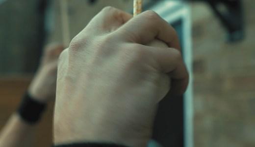 Batman Grip Strength