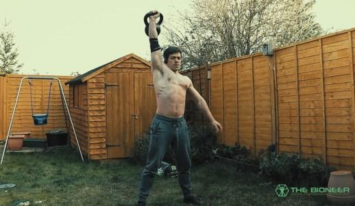 Kettlebell Training Batman Workout
