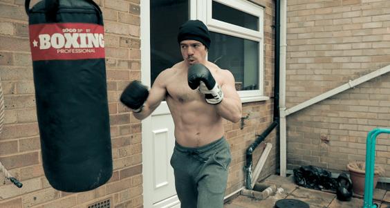 Deathstroke Martial Arts Training