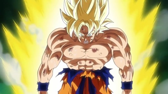 Goku Muscle