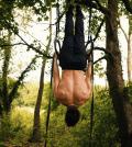 Hanging Around Tarzan Training