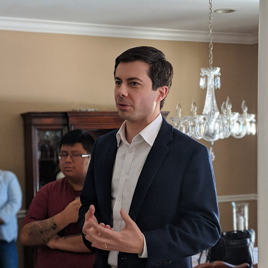 2020 Hopeful Buttigieg: A Figure Like Trump 'Should Never Have Been Able to Come Within Cheating Distance of the Oval Office'