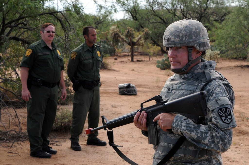 Trump: 'More Troops to The Border'