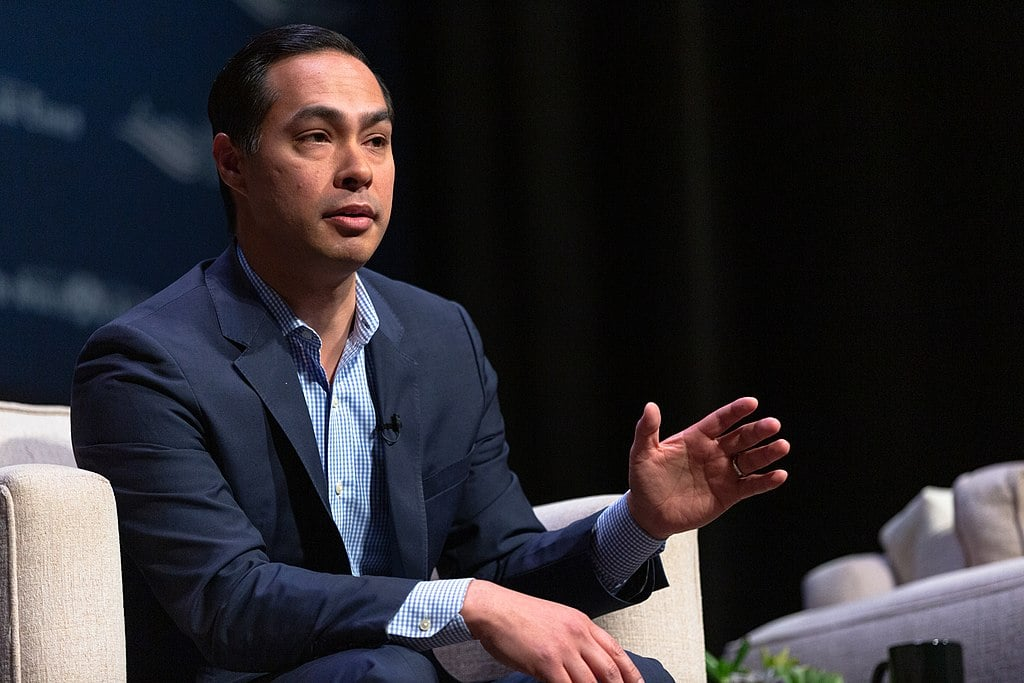 Julian Castro's Immigration Plan Includes 'Marshall Plan for Central America and Latin America'
