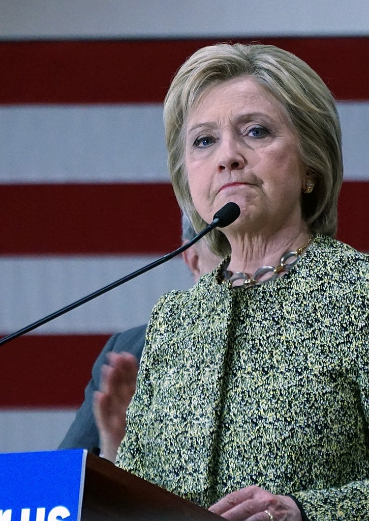 Hillary: Assange Must Answer For What He's Done