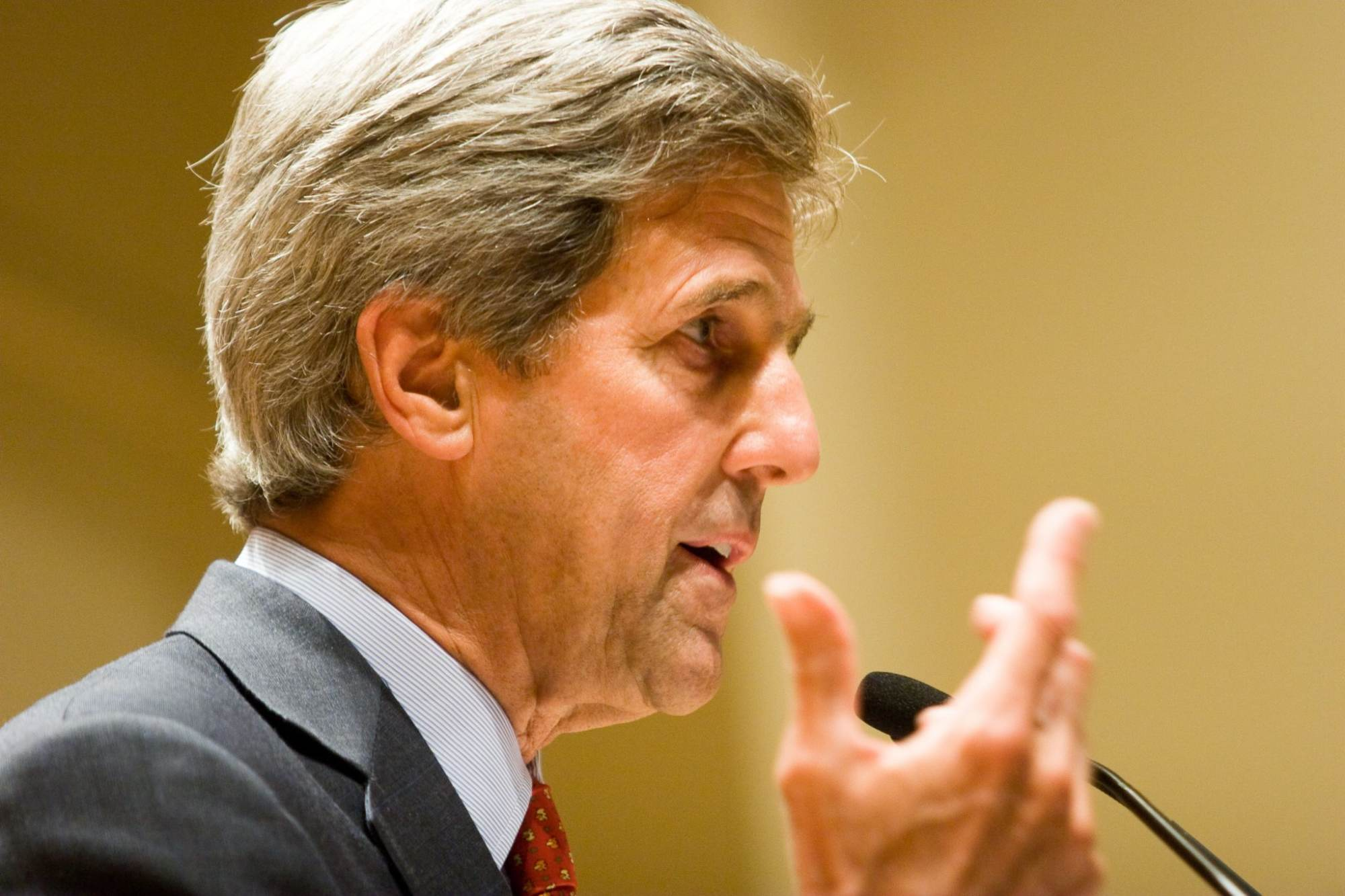 Kerry Concerned About Size of Dem Primary Field: 'I Don't Think This Is Helpful'