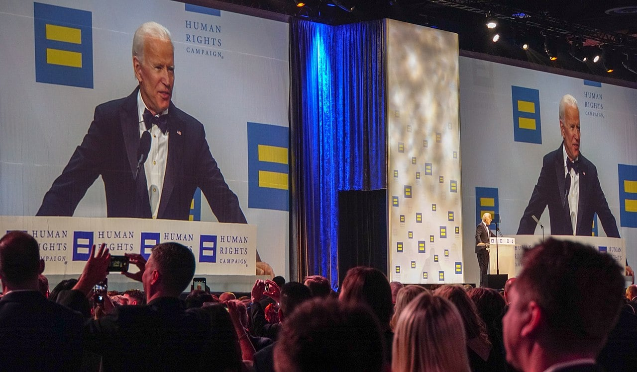 Biden: 'You Will Never Hear Me Speak Ill of Another Democrat'
