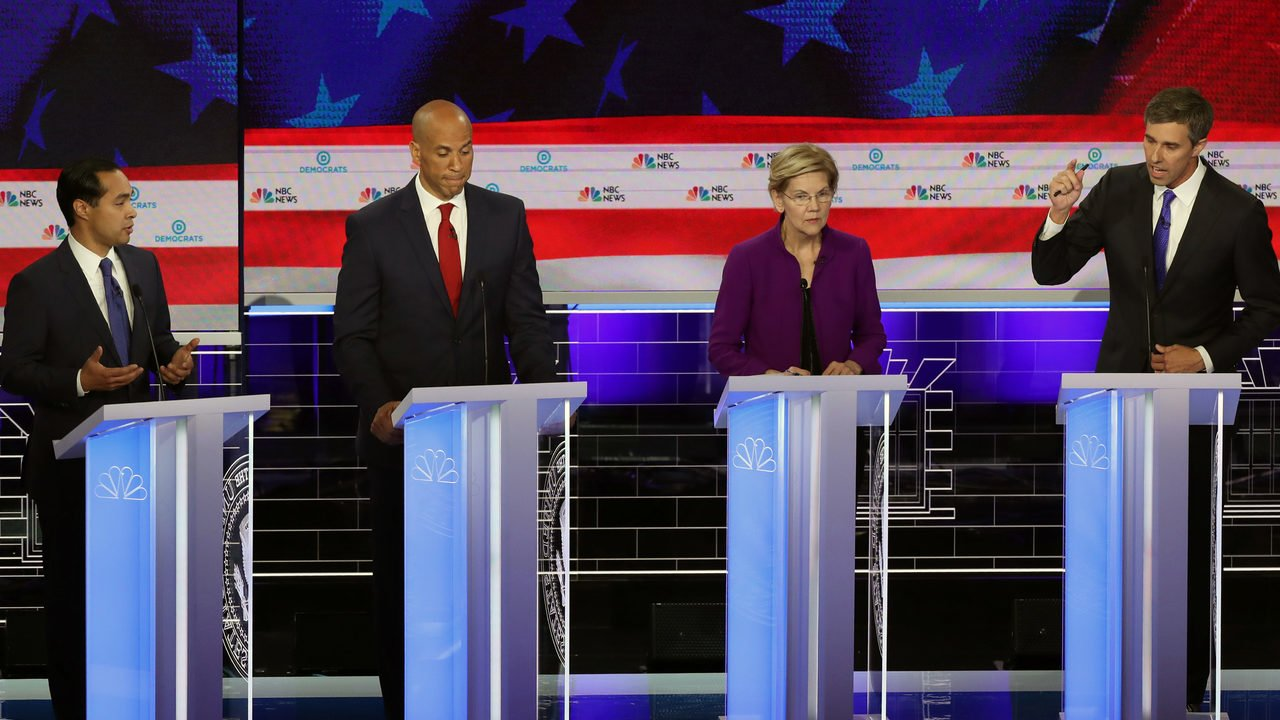 Democratic Debate: Thoughts and Grades From Night 1