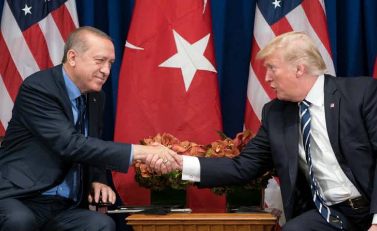 Trump's Treachery Now Has Americans Fired on in Retreat