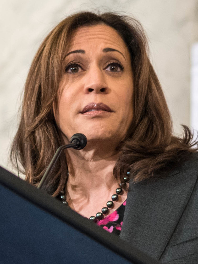 It's Time for Other Democrats To Follow Kamala Harris Out Of the Exits