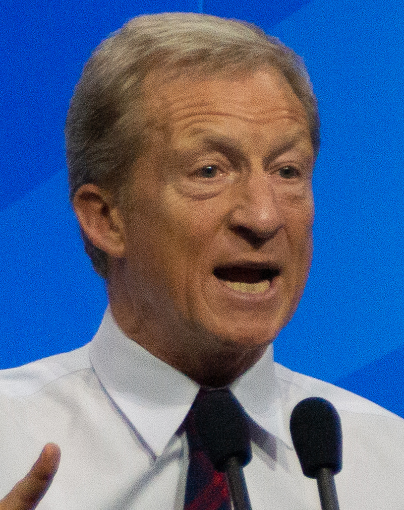 Tom Steyer Could Spend His Millions Now Where it Could Make a Real Difference