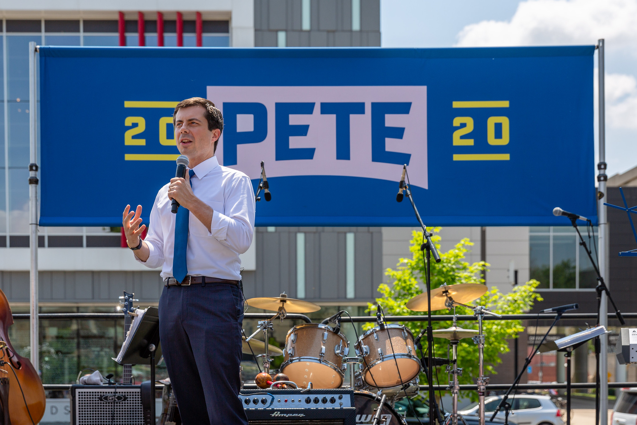Pete Buttigieg May Appoint Big-Dollar Donors if Elected
