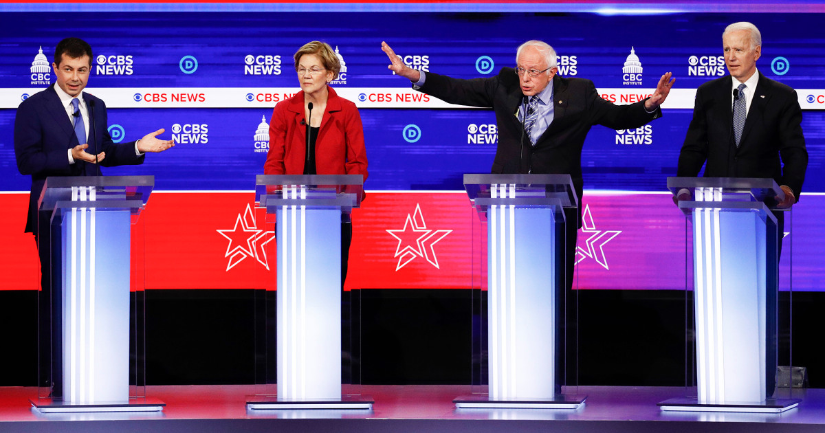 South Carolina Democratic Presidential Debate Review