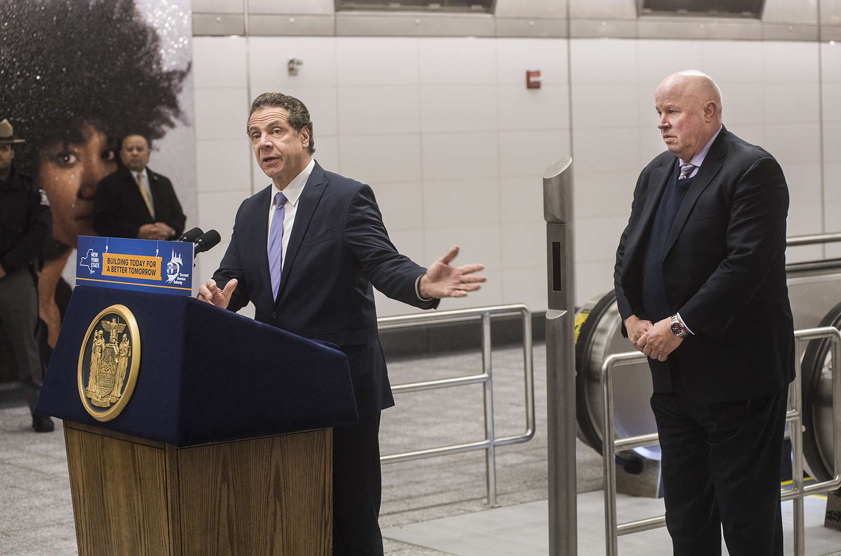 Cuomo Says Some People Could Start Going Back to Work with a Modified Public Health Strategy