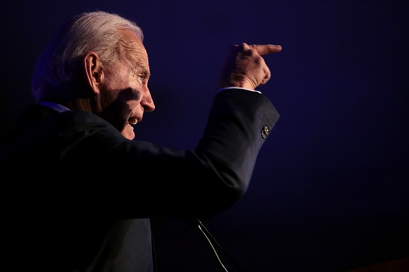 Joe Biden: I'm Going To Be the 'Most Progressive President in American History'