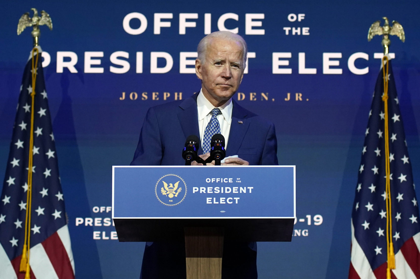 Biden: 'A Mask Remains the Most Potent Weapon Against the Virus'