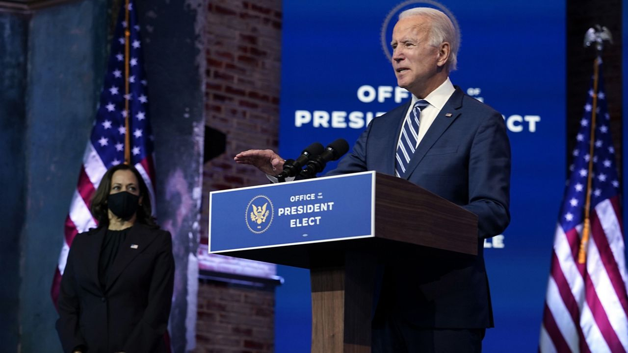 'Each And Every Vote for Joe Biden Was a Vote To Protect And Expand The Affordable Care Act'
