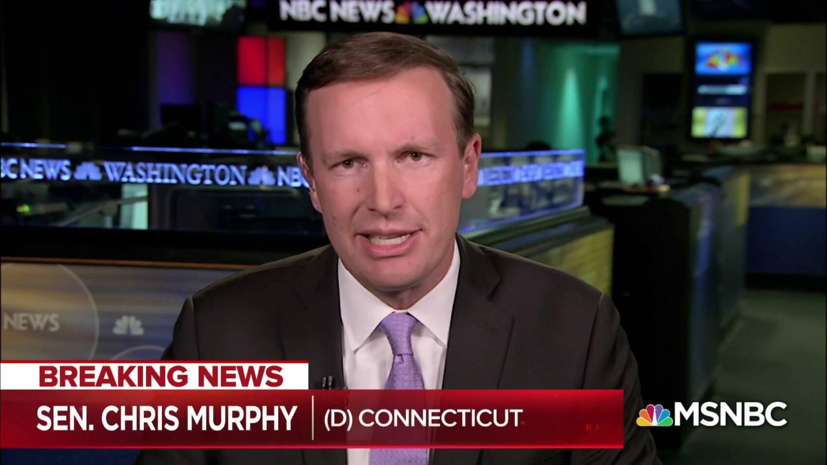 Sen. Murphy: We Probably Should Have Started Evacuation Earlier