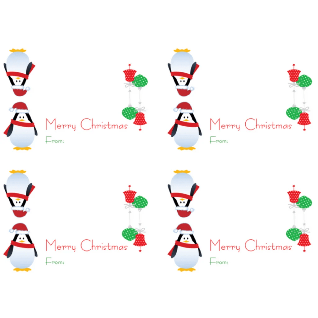 Christmas Printables The Birch Cottage