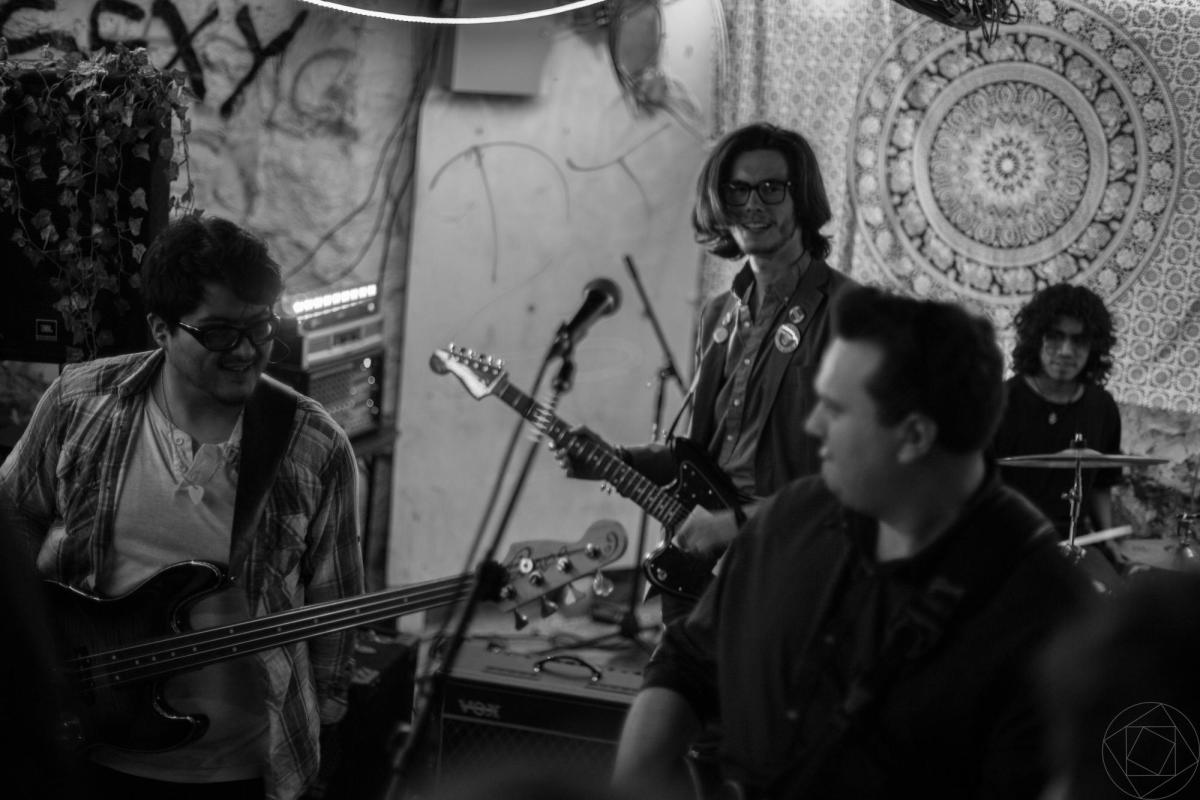 The Cotones, Category 9, and Saint Lune Live from the Red Room at Cafe 939