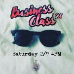 Business Class '98 to Appear on BIRN Alive