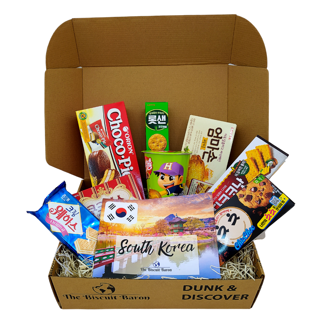 The Biscuit Baron Subscription Box Biscuits Box