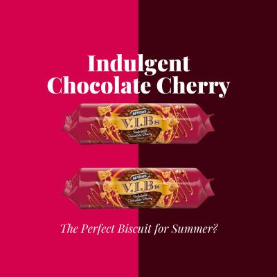 The Biscuit Baron News McVities Chocolate Cherry