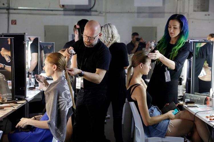 Studio Rundholz Backstage - Platform Fashion July 2017