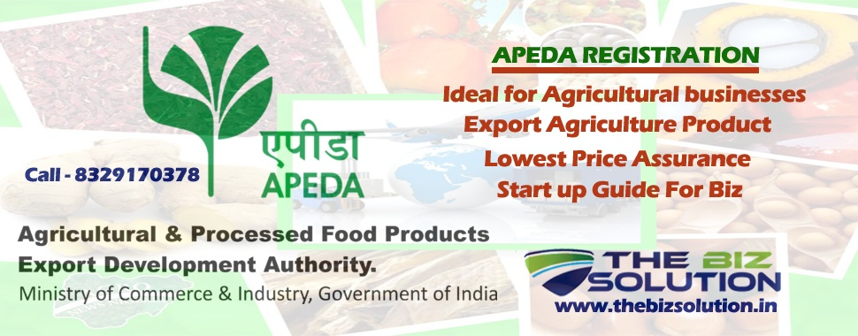 Apeda Modification in registration | Modify apeda certificate at very Low cost