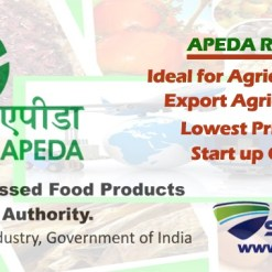 Online Apeda Registration For Food Products and Agro Products.
