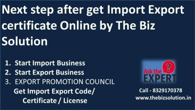 Digital Signature for Imports Exports IEC at lowest price in The Biz