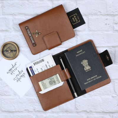 Mini Travel Wallet