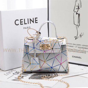 High Quality Bags, Sunglasses, and Other Accessories for Sales Online in South Africa Geometric Design Handbag