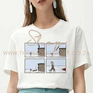 High Quality Clothes for Sales Online in South Africa Just Dive In T-Shirt