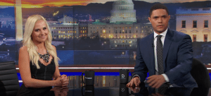 ct-trevor-noah-tomi-lahren-daily-show-20161201