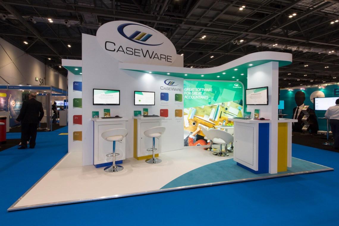 Exhibition stands Caseware