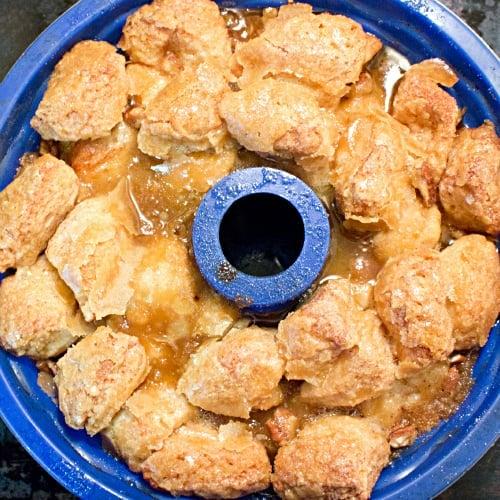Pecan Praline Monkey Bread