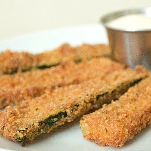 zucchini sticks
