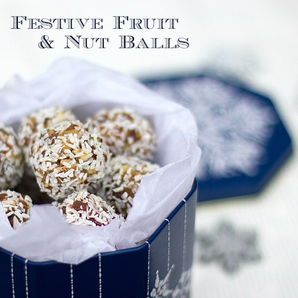 Festive Fruit and Nut Balls text 2
