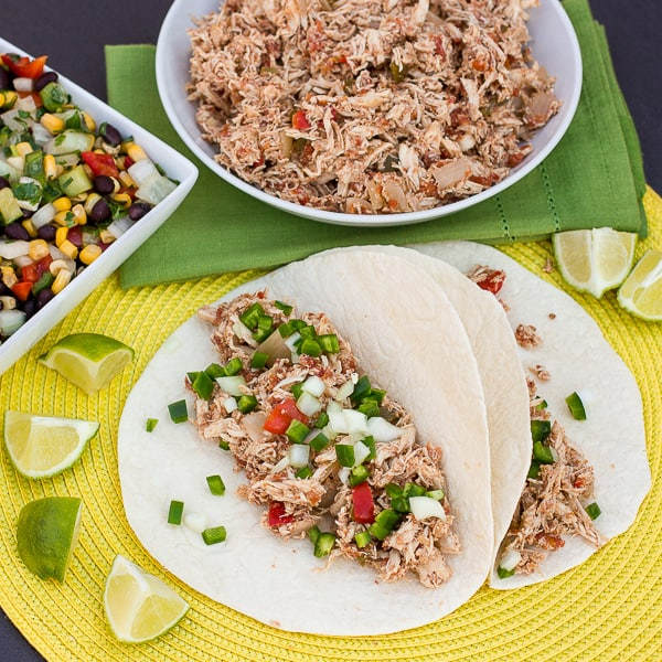 Crock Pot Chicken Carnitas-2