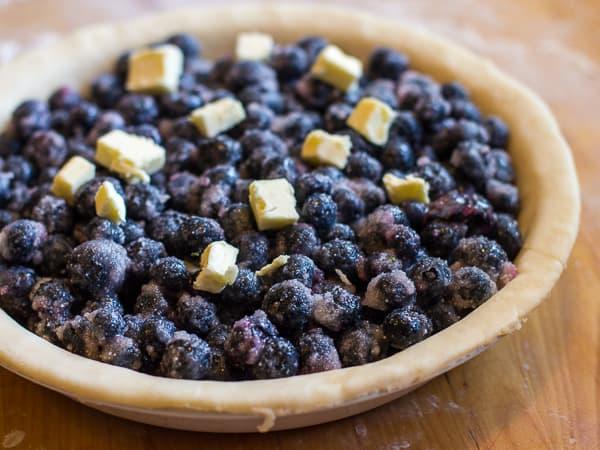 Classic Blueberry Pie-10