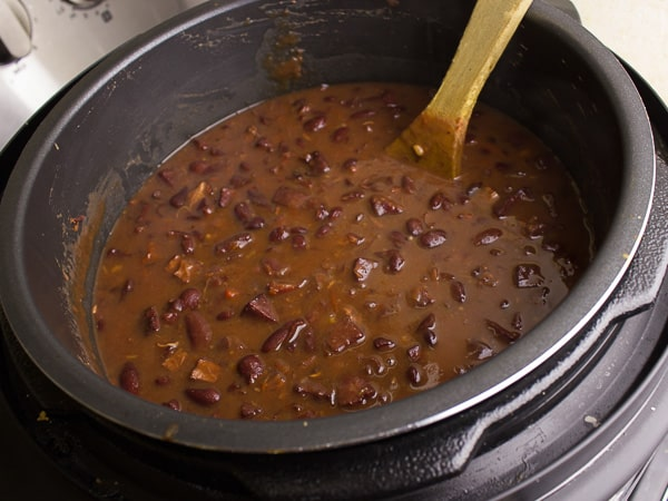 Red Beans and Rice Pressure Cooker-7