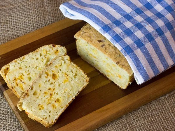 Cheese and Onion Bread-2