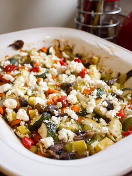 Hidden Valley Greek Tzaziki Roasted Vegetables-4