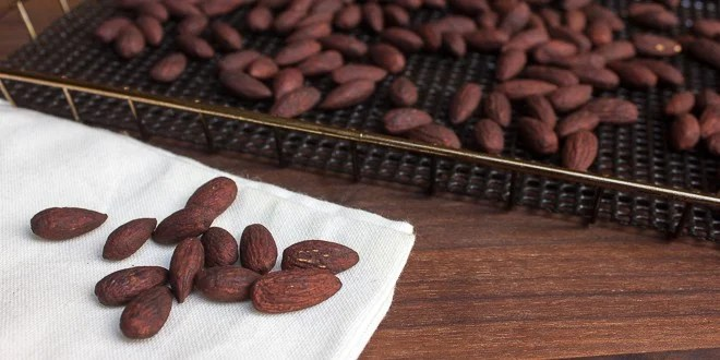 How to Smoke Almonds Recipe