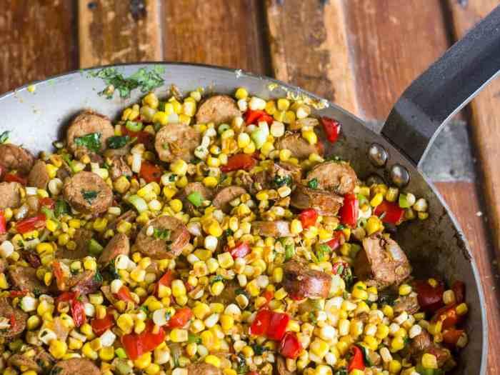 Skillet Corn Recipe