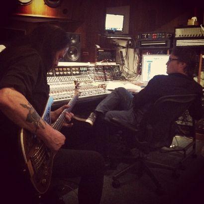 motorhead lemmy studio