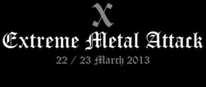 extreme metal attack