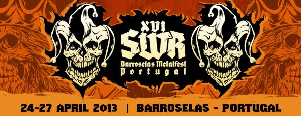XVI SWR Barroselas Metalfest –  First confirmations